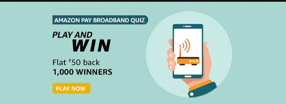 Read more about the article When you go to the landline/ broadband bill payment page on Amazon, what do you have to select first?