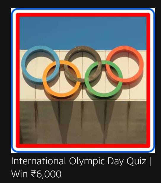 Read more about the article The first International Olympic day was celebrated on 23rd June in which year?