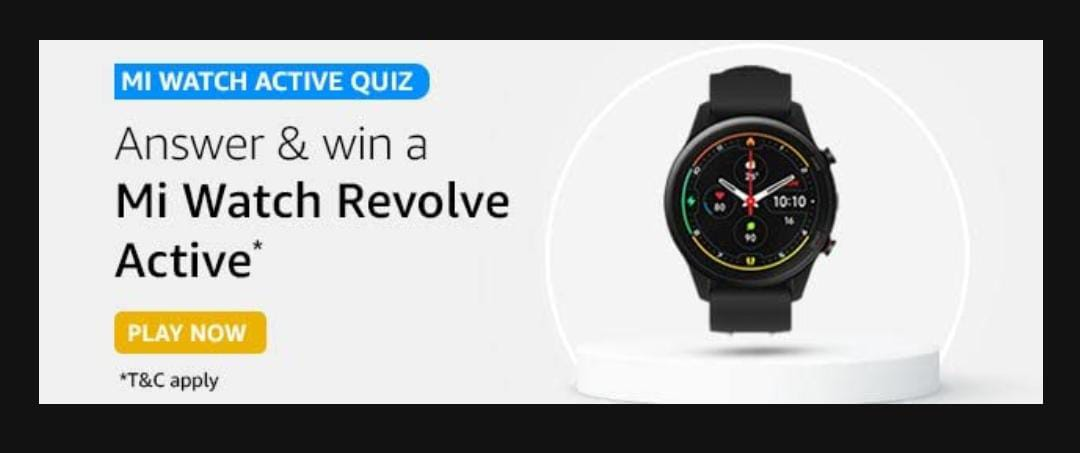 Read more about the article How many sports mode does Mi Watch Revolve Active offers?