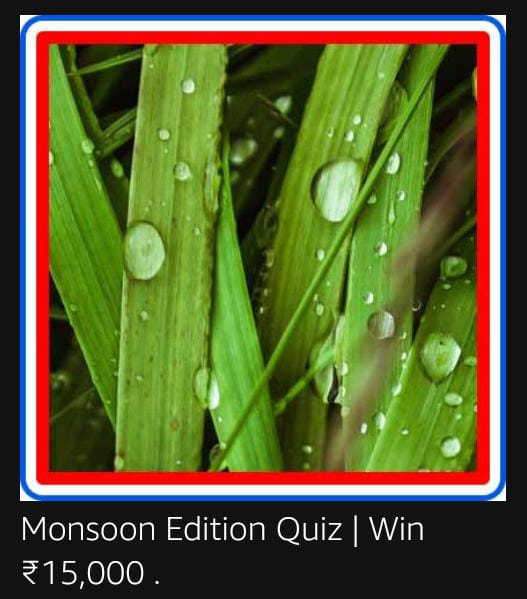 Read more about the article The word Monsoon originated from which language?