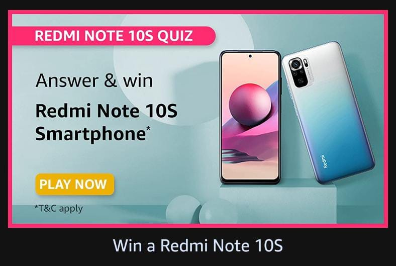 Read more about the article What is the rear camera specifications of Redmi Note 10S?