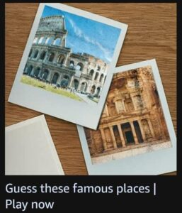 Read more about the article This Historical landmark is located in ___?