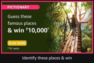 Read more about the article Guess this Famous Palace – Amazon Quiz Answers crazychaska
