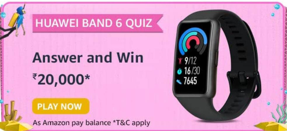 You are currently viewing How many days does the new Huawei Band 6 last on a single charge?