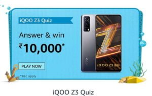 Read more about the article iQOO Z3 the Fastest 5G smartphone in the segment is powered by which processor?