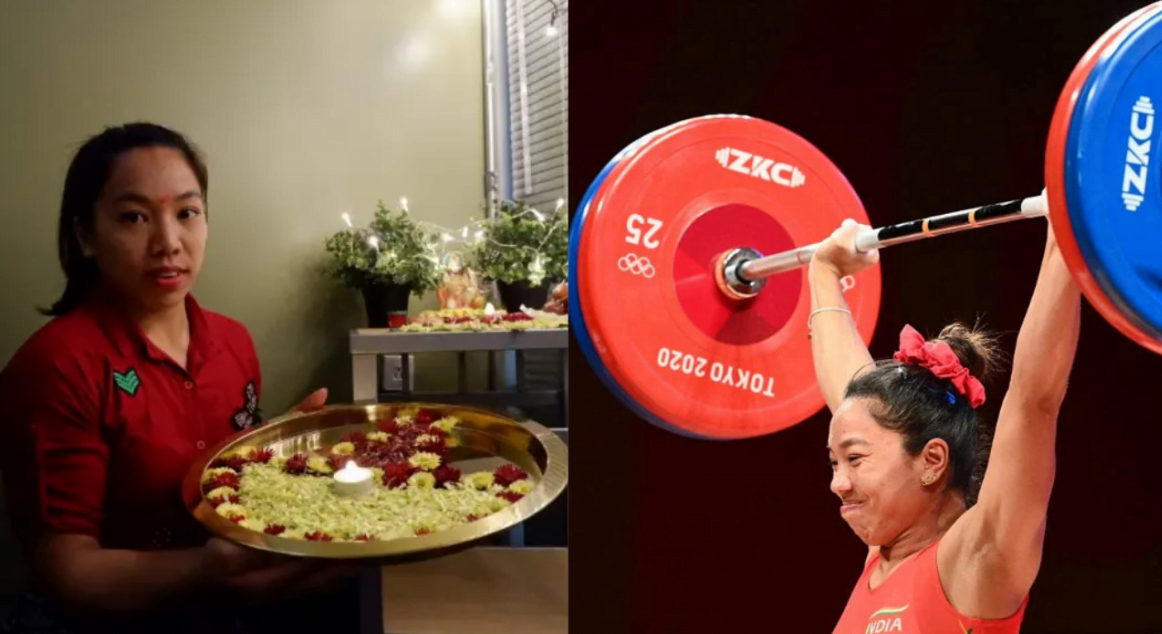 Read more about the article Mirabai Chanu, who won the silver medal in Tokyo Olympics   Mirabai Chanu wins silver medal in weightlifting at Tokyo Olympics
