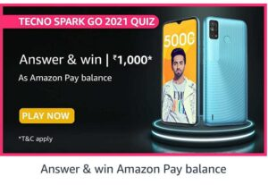 Read more about the article What is the screen size of Spark Go 2021?