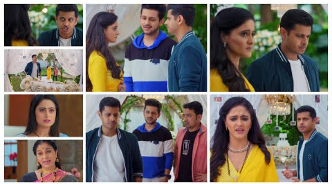 You are currently viewing Ghum Hai Kisi key Pyaar Mein 11th August 2021 Written Update: Virat ruins all the decorations out of frustration