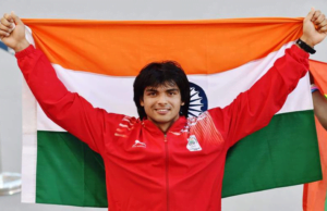 First Indian to win gold medal in Olympic