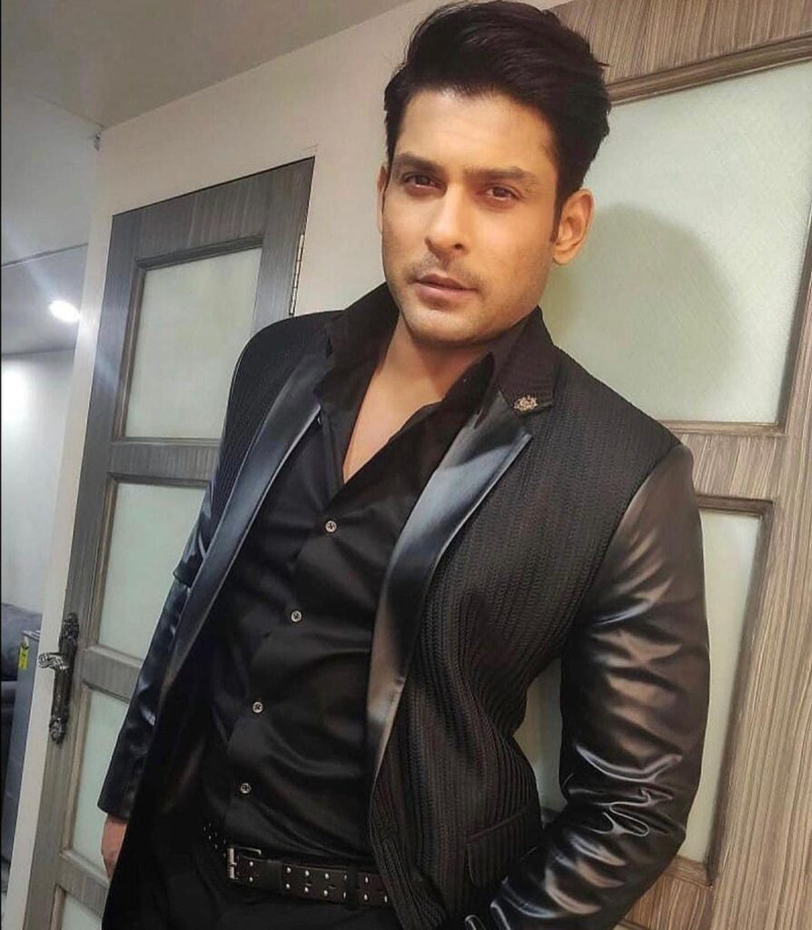 Sidharth Shukla Dies Of Heart Attack At 40