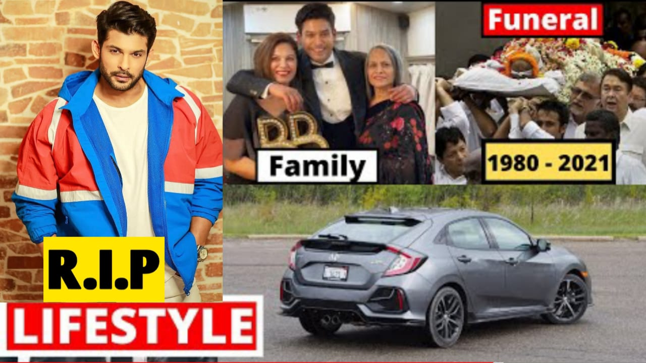 Read more about the article Sidharth Shukla Lifestyle 2021, Death, Biography, Girlfriend, Income, Serial, House, Songs & Family