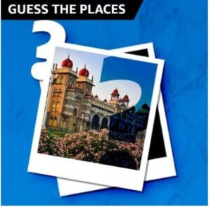 Read more about the article Guess which famous place is this in India | Amazon Quiz Answers : Chance to win 10,000