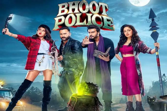 You are currently viewing Bhoot Police Movie Review In Hindi | Bhoot police movie review | Bhoot Police Movie 10 September release |