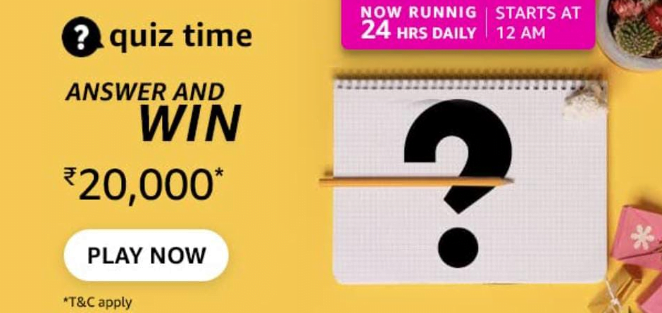 You are currently viewing Kangra painting named after a former princely state which patronized the art is associated with which present-day state in India? | Amazon Quiz Answers Today 13 September 2021 | Amazon Quiz Answers : Chance to win Amazon Pay Balance 20,000